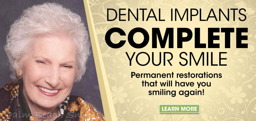 Dental Implants Banner